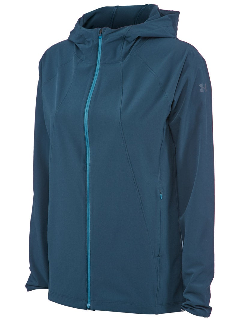 Under Armour Women S Outrun The Storm Jacket Tennis Warehouse Europe
