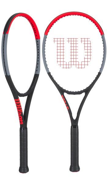 0cf3c7a719c414 Raquette Wilson Clash 100 - Tennis Warehouse Europe