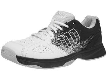 d14780da27ee Wilson Kaos Stroke White Black Men s Shoe - Tennis Warehouse Europe