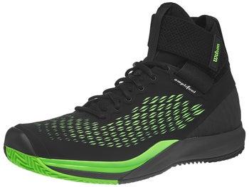 Wilson Amplifeel 2.0 Clay Black/Green Men\'s Shoe