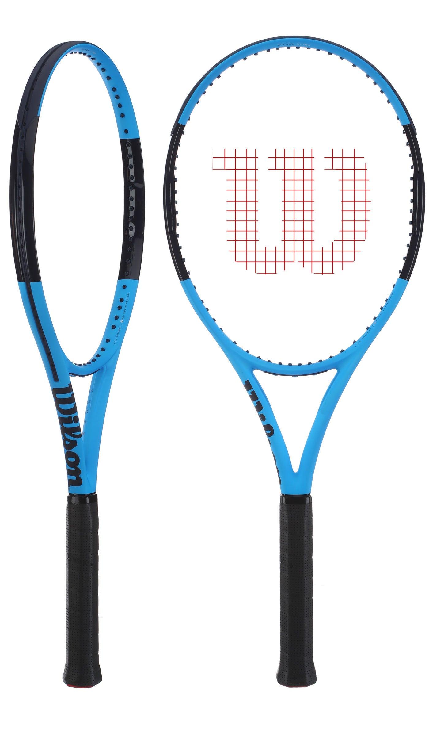 Racchetta Wilson Ultra 100L Reversed - Tennis Warehouse Europe