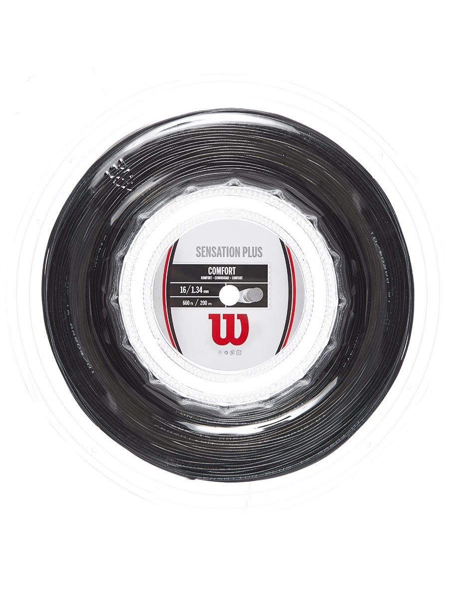 Wilson Synthetic Gut Power 660ft//200m tennis string reel
