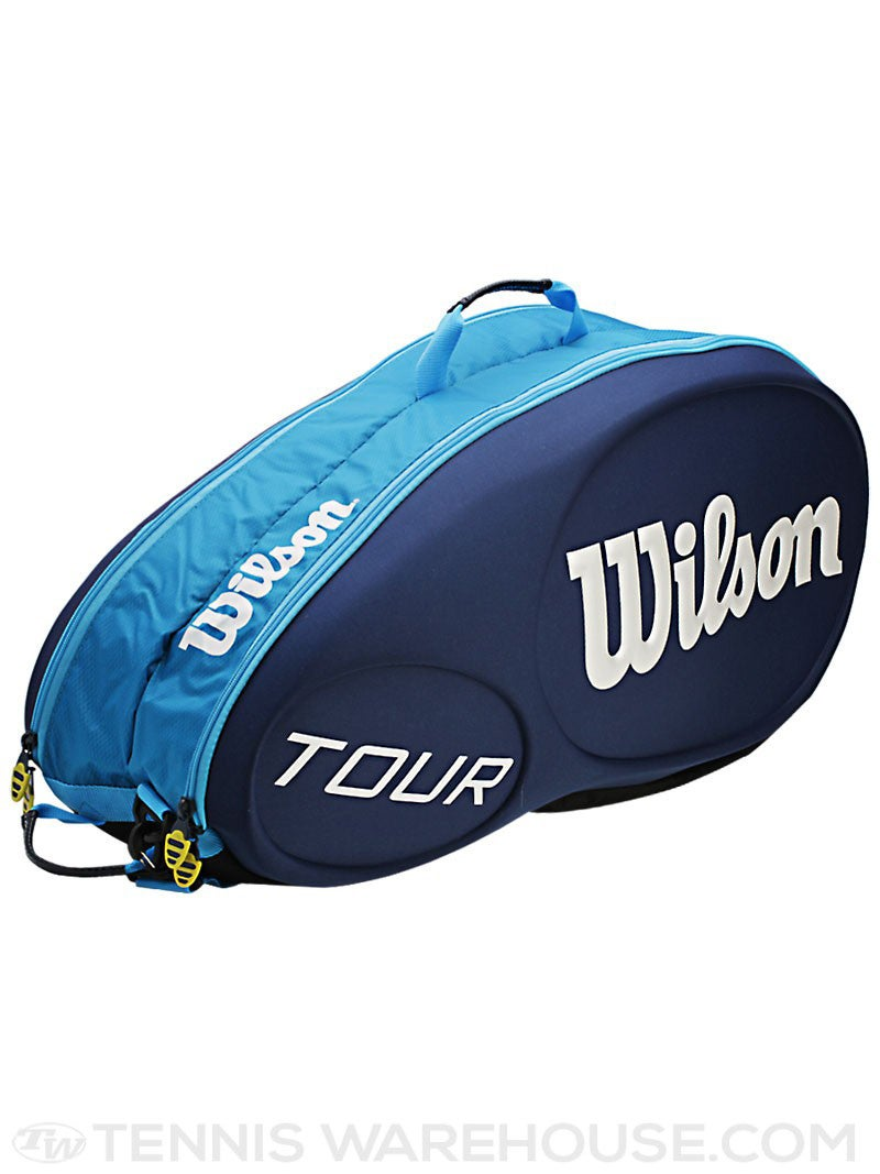 Wilson Tour Juice Blue 6 Pack Bag