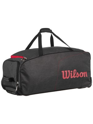 bad9f4d7e041 Wilson Wheeled Travel Duffel Bag - Tennis Warehouse Europe