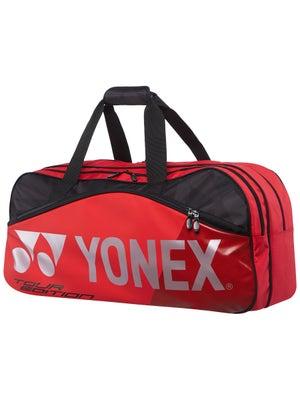 f5ee6e85646f Yonex Pro Tournament Bag (Flame Red) - Tennis Warehouse Europe