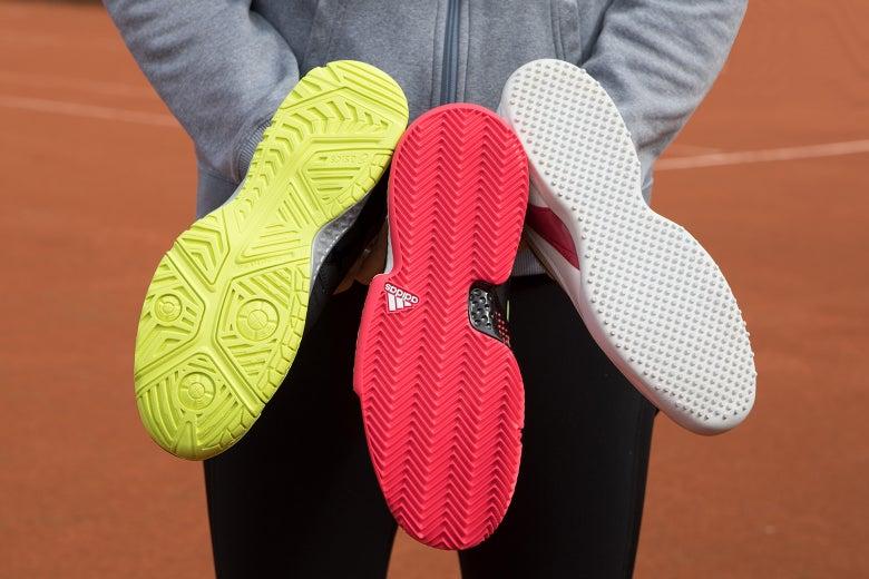 Come scegliere la giusta scarpa da tennis